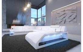 Designer Sofa MATIS XXL mit LED Beleuchtung von NATIVO Möbel Österreich