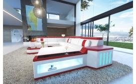 Designer Sofa CESARO XXL mit LED Beleuchtung von NATIVO Möbel Österreich