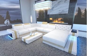 Designer Sofa IMPERIAL XXL mit LED Beleuchtung von NATIVO Möbel Österreich