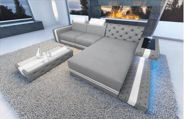 Designer Sofa IMPERIAL MINI mit LED Beleuchtung von NATIVO Möbel Österreich