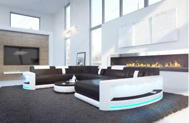 Designer Sofa ATLANTIS XXL Mit LED Beleuchtung Von NATIVO Möbel Österreich