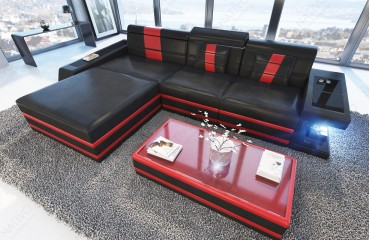 Designer Sofa CAREZZA MINI mit LED Beleuchtung von NATIVO Möbel Österreich