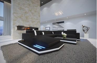 Designer Sofa  MESIA XXL mit LED Beleuchtung von NATIVO Möbel Österreich