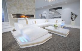 Designer Sofa  MESIA XL mit LED Beleuchtung von NATIVO Möbel Österreich