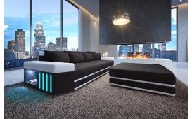 BIG Sofa SKYLINE mit LED Beleuchtung von NATIVO Möbel Österreich