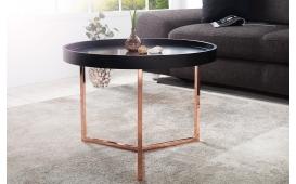 Designer Couchtisch BIG ROND BLACK von NATIVO Designer Möbel Österreich
