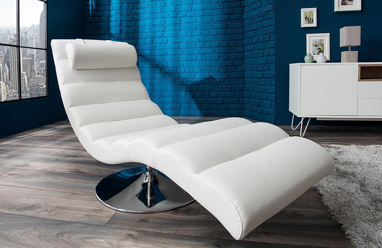 Relaxsessel luxo white von nativo designer m bel sterreich for Relaxsessel sale