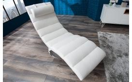 Designer Relaxsessel LUXO WHITE von NATIVO Designer Möbel Österreich