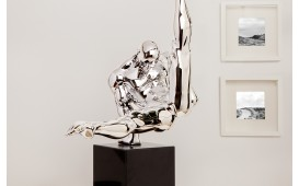 Designer Skulptur COMPET SILVER von NATIVO Designer Möbel Österreich