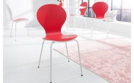 Designer Stuhl MODULO DUO RED WHITE von NATIVO Designer Möbel Österreich