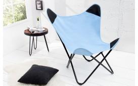 Designer Lounge Sessel ASTRA LAN BLUE von NATIVO Designer Möbel Österreich
