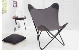 Designer Lounge Sessel ASTRA LAN GREY von NATIVO Designer Möbel Österreich