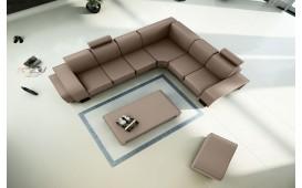 Designer Sofa EDEN inkl. 2 x Hocker und Couchtisch von NATIVO Designer Möbel Österreich