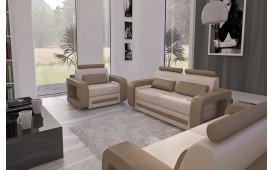 Sofa Garnitur DAVOS 3+2+1 von NATIVO Designer Möbel Österreich
