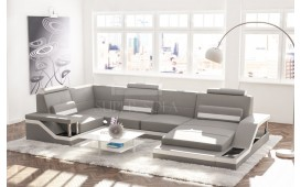 Designer Sofa ANGEL XL mit LED Beleuchtung