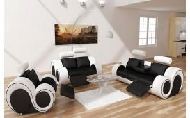 Sofagarnitur BARCA 3+2+1 inkl. Relax-Funktion von NATIVO Designer Möbel Österreich