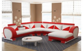 Designer Sofa BEACHO MAXI inkl. Getränkehalterung