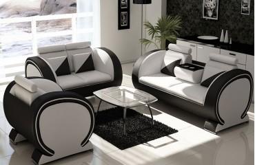 Sofagarnitur BEACHO 3+2+1 von NATIVO Designer Möbel Österreich