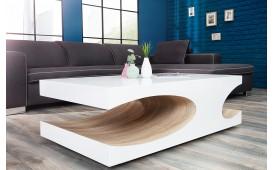 Designer Couchtisch WAVE 120 cm