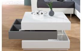Designer Couchtisch ETAGE SQUARE GREY von NATIVO Designer Möbel Österreich
