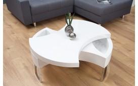 Designer Couchtisch SPINNER WHITE von NATIVO Designer Möbel Österreich
