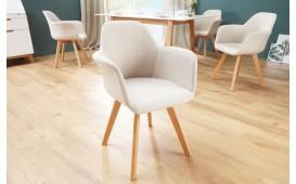Designer Stuhl CHICAGO BEIGE von NATIVO Designer Möbel Österreich