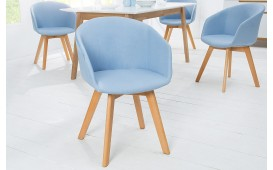 Designer Stuhl MUNICH BLUE von NATIVO Designer Möbel Österreich