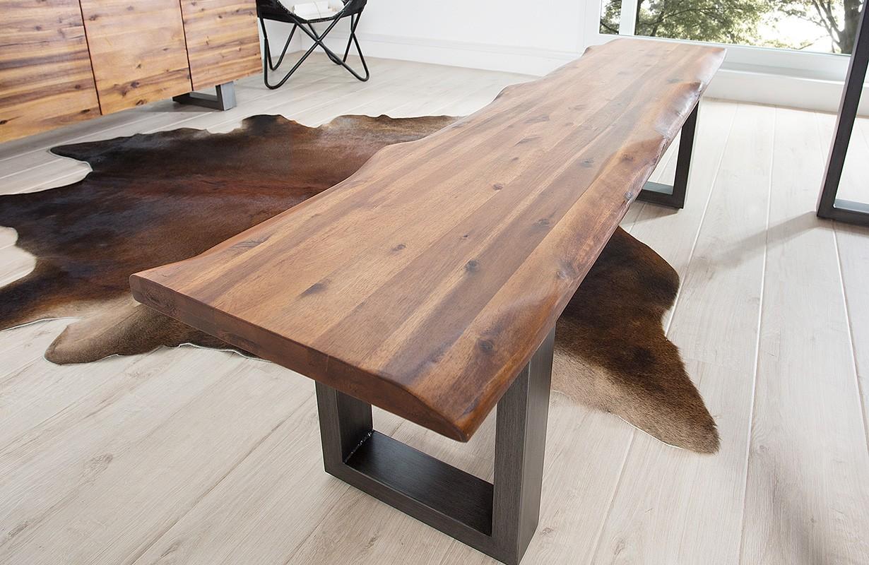 sitzbank 160 cm trendy sitzbank carvalho cm massivholz. Black Bedroom Furniture Sets. Home Design Ideas
