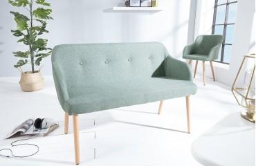 Designer Polsterbank SQUARE GREEN von NATIVO Designer Möbel Österreich