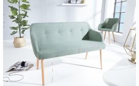 Designer Polsterbank SQUARE GREEN