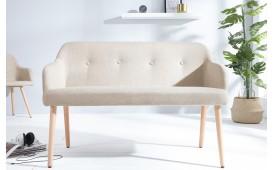 Designer Polsterbank SQUARE BEIGE von NATIVO Designer Möbel Österreich