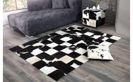 Designer Teppich RODEO BLACK 195 cm von NATIVO Designer Möbel Österreich