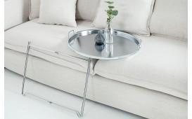Designer Couchtisch CASABLANCA SILVER von NATIVO™ Designer Möbel Österreich