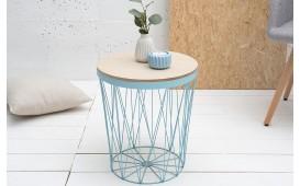 Designer Couchtisch CAGE II BLUE  von NATIVO™ Designer Möbel Österreich