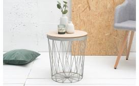Designer Couchtisch CAGE II GREY von NATIVO™ Designer Möbel Österreich