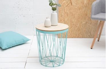 Designer Couchtisch Cage Ii Mint Von Nativo Designer Mbel Sterreich.