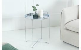 Designer Beistelltisch CASABLANCA SILVER von NATIVO™ Designer Möbel Österreich