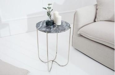 Designer Beistelltisch MARMO GREY M von NATIVO™ Designer Möbel Österreich