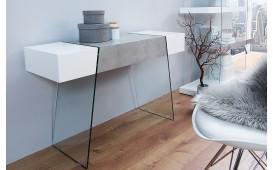 Designer Konsole DUO CONCRETE 120 cm
