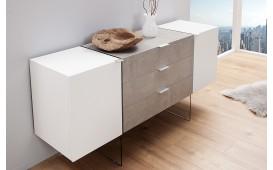 Designer Sideboard DUO CONCRETE 160 cm von NATIVO™ Designer Möbel Österreich