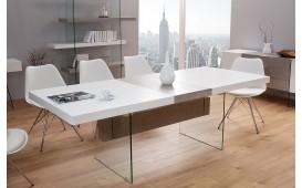 Designer Esstisch DUO CONCRETE 160-200 cm von NATIVO™ Designer Möbel Österreich