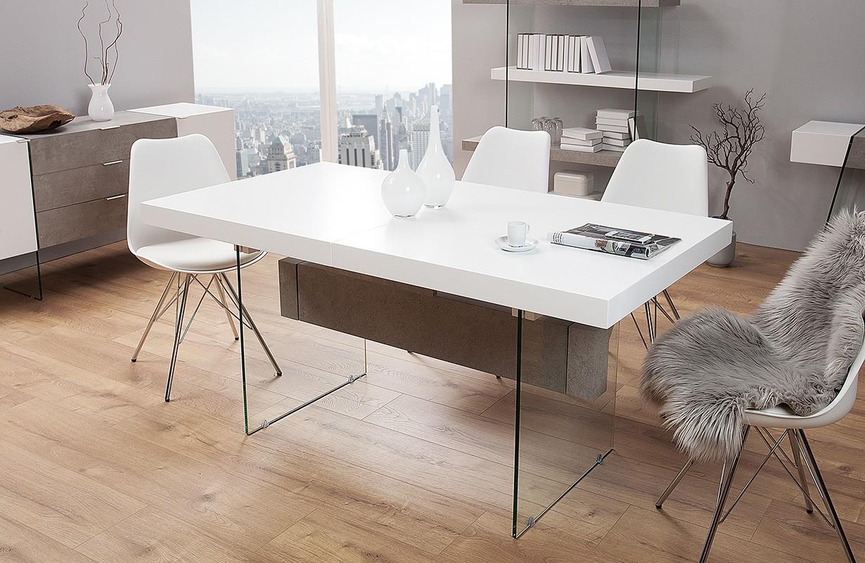 Esstisch Design esstisch duo concrete 160 200 cm nativo designer möbel österreich