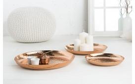 Designer Dekoschale ORIENTAL COPPER SET 3 von NATIVO™ Designer Möbel Österreich