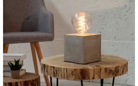 Designer Tischleuchte CONCRETE BLOCK I von NATIVO™ Designer Möbel Österreich
