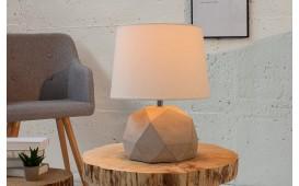 Designer Tischleuchte CONCRETE BLOCK II