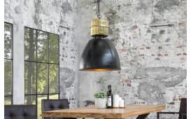 Designer Hängeleuchte FABRIK BLACK COPPER 40 cm von NATIVO™ Designer Möbel Österreich