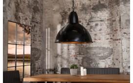 Designer Hängeleuchte INDUSTRY BLACK 35 cm von NATIVO™ Designer Möbel Österreich