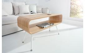 Designer Couchtisch COSMOPOLITAN OAK 90 cm von NATIVO™ Möbel Deutschland