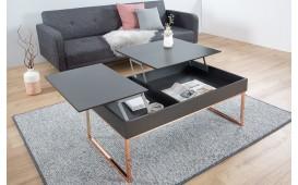 Designer Couchtisch CINDERELLA ANTHRACIT von NATIVO™ Designer Möbel Österreich