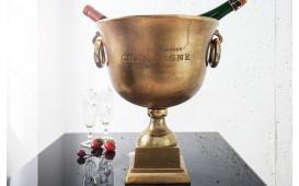 Designer Champagner-Kühler ROYALS 40 cm GOLD von NATIVO™ Designer Möbel Österreich